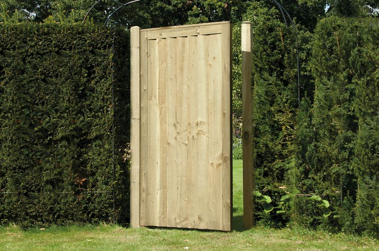 Elite Featheredge Gate Home Ark Fencing Decking And