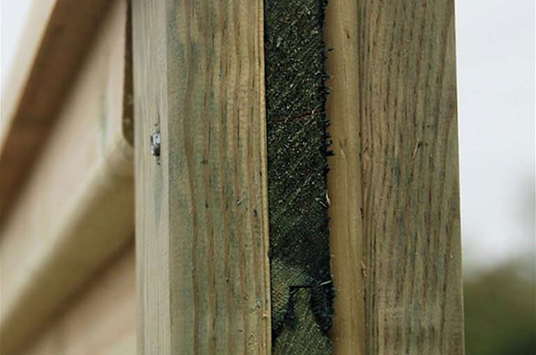 Acoustic Envirofence Home Ark Fencing Decking And