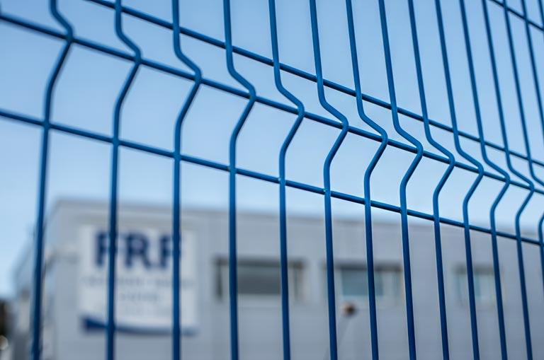 V Mesh Security Fencing Frf Motors Home Ark Fencing