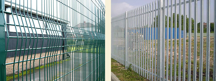 Industrial Fencing Home Ark Fencing Decking And Landscape Supplies