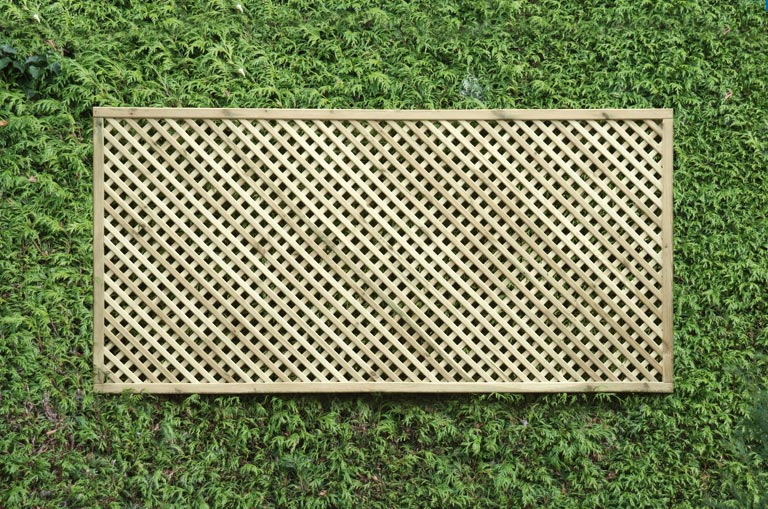 Privacy Lattice Home Ark Fencing Decking And Landscape