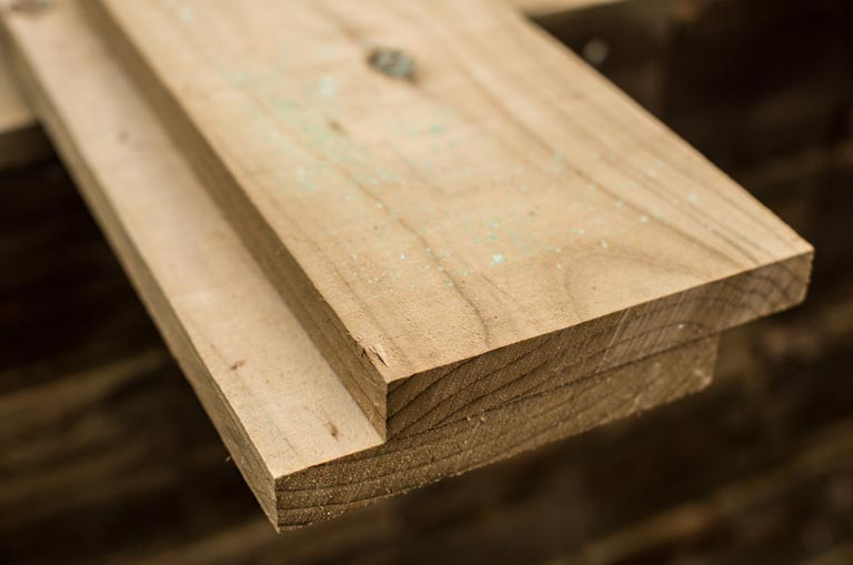 150mm X 25mm Gravel Boards Home Ark Fencing Decking And